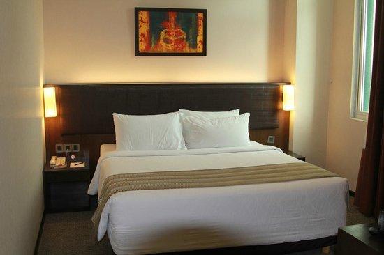 Furama Bukit Bintang:                   Спальня