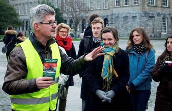 Provided by: Historical Walking Tours of Dublin