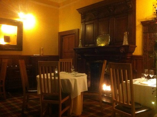 Knockderry House Hotel:                   Dining Room
