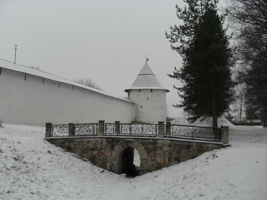 The Holy Dormition Pskovo-Pechersky Monastery