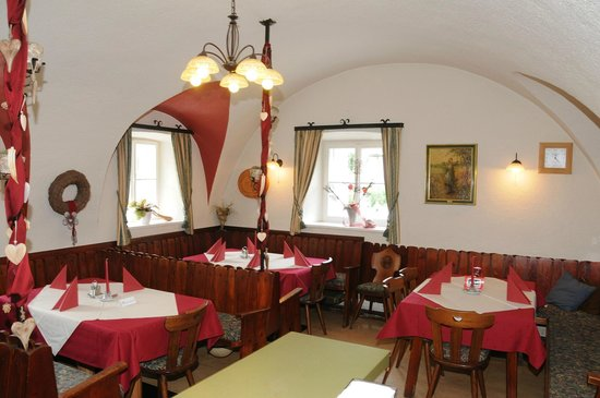 Reiters Wohlfuhlhotel: A la Carte-Restaurant im Gasthof Reiter