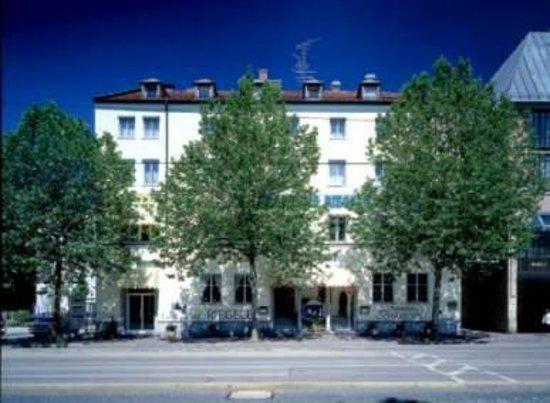 Augsburg Hotel St Ulrich