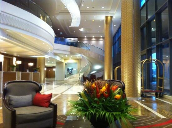 Sofitel Malabo Sipopo Le Golf:                   lobby