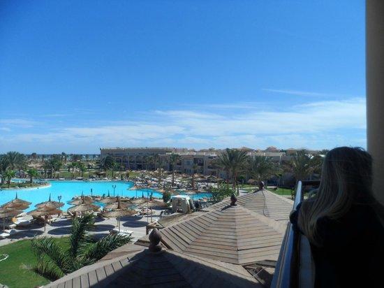 Royal Albatros Moderna Sharm el-Sheikh:                   view from colubus coffee bar