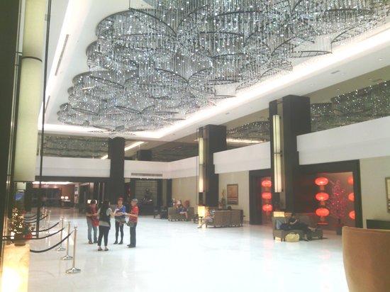 Hatten Hotel Melaka:                   Hall do hotel