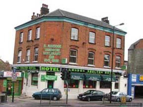 Hotels Near Seven Sisters London