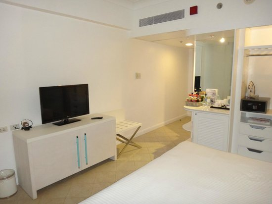 Movenpick Hotel Mactan Island Cebu:                   部屋