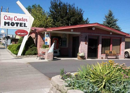 Foto de City Center Motel Prineville