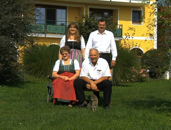 Preishof: Familie Preis