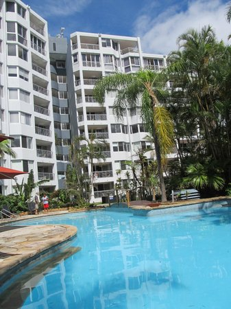 Mariner Shores Resort & Beach Club:                                     Pool