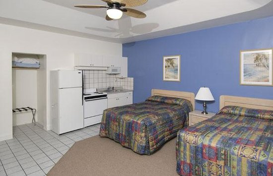 Arvilla Resort Motel Treasure Island: Room