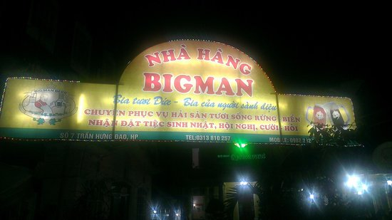 Big Man Restaurant