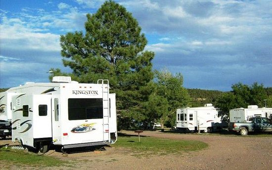 Photo of Turquoise Trail Campground And RV Park Cedar Crest
