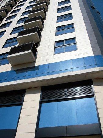 Valencia Rental:                   Fachada del edificio