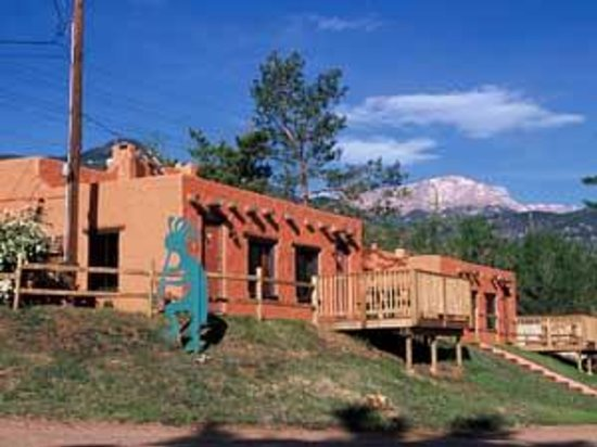 Foto de El Colorado Lodge