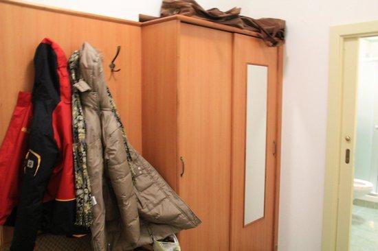 Castle Residence Praha:                                     Hallway room                                  