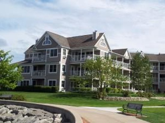 Bridgeport Resort: Bridgeport Waterfront Resort