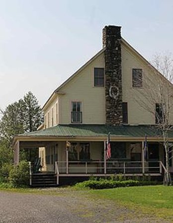 Quimby Country Lodge & Cottages: The Lodge