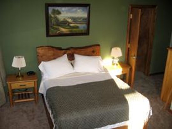 Blackhead Mountain Lodge and Country Club: Rooms