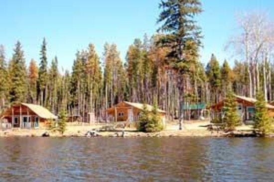 Foto de Fishpot Lake Resort