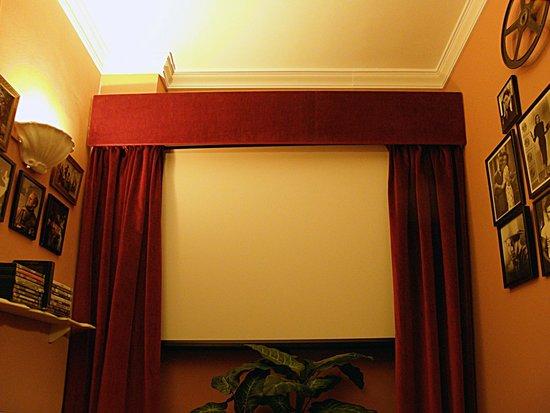 Hotel San Gabriel: Cine / Cinema Room