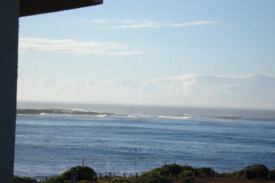 Vista sul mare dalla Sandbaai Country House