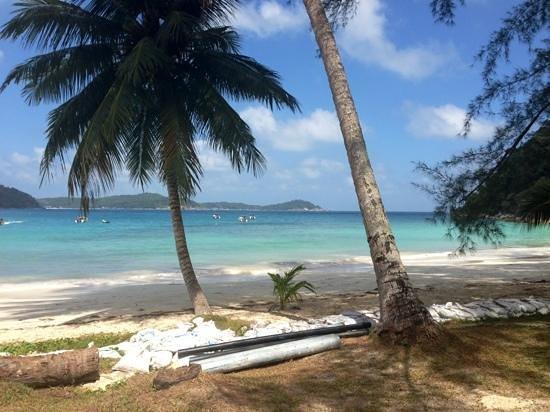 Perhentian Island Resort:                   plage