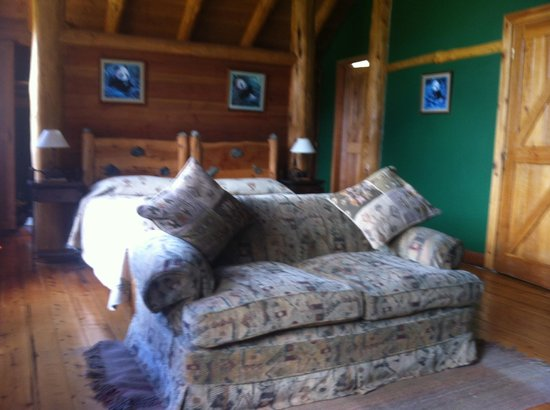 إستانسيا بيوما هيو كاري لاوكين:                   Junior suite, very comfortable, great view of lake                 