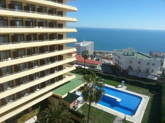 Gran Cervantes by Blue Sea:                   view from balcony