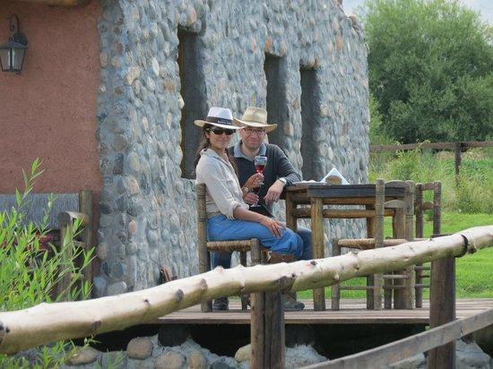 Estancia La Alejandra: Un vino al pie de Los Andes