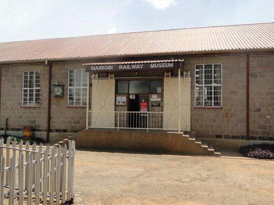 Railway Museum:                   Entrance