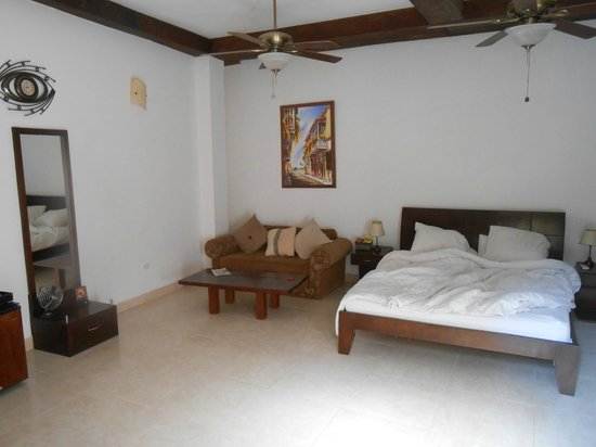 Casa Sweety:                   Spacious room
