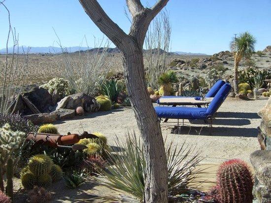 Mojave Rock Ranch Cabins Foto