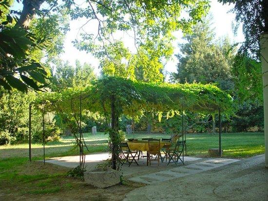 Agriturismo Madonna degli Angeli: patio privato