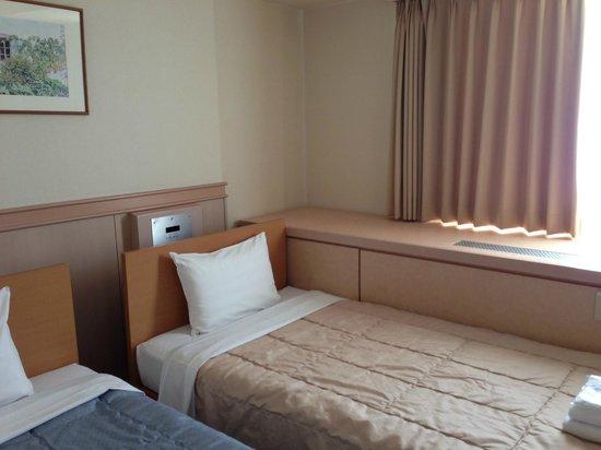 Itoen Hotel Atamikan:                   ビジネスホテルのようです