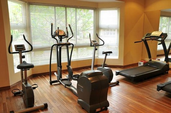Oakwood Park Hotel: Fitness Centre