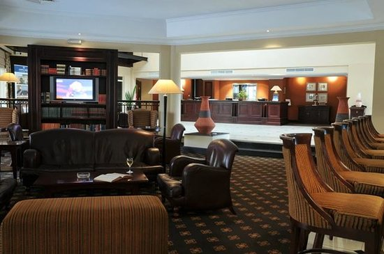 Oakwood Park Hotel: Lounge