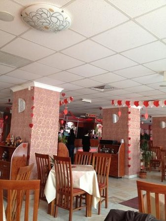 Taverna Bella Napoli:                   sala pranzo