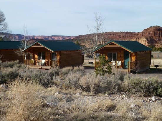 cowboy homestead cabins torrey utah campground