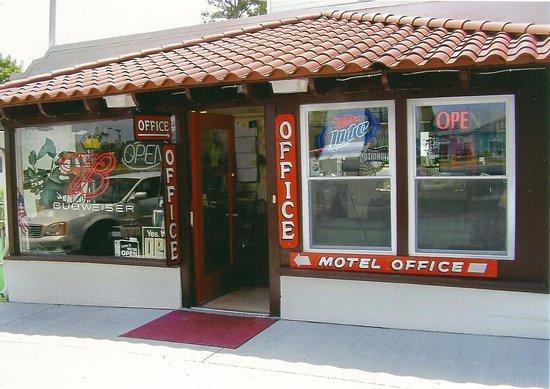 Alamo Motel ภาพถ่าย