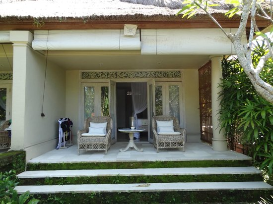 Uma by COMO, Ubud:                   Private terrace