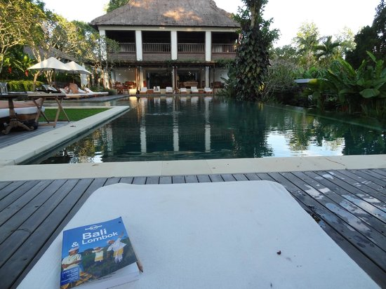 Uma by COMO, Ubud:                   Pool area