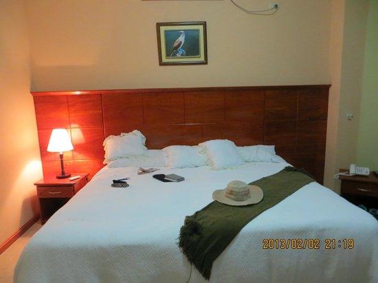 Hotel La Laguna Galapagos :                   mi cuarto dormitorio