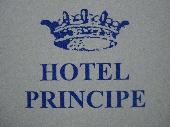 Hotel Principe: Logo
