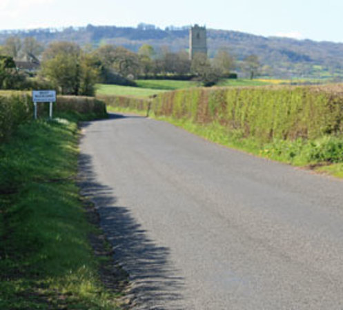 Easy Bike Days: Lovely country lanes
