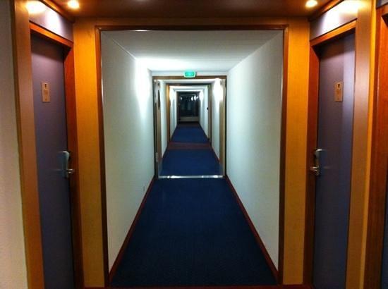 Novotel Suites Nice Aeroport:                   Flur