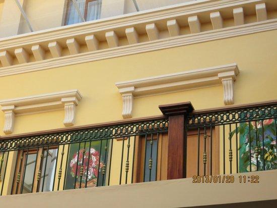 Hotel Boutique Plaza Sucre:                   lugar proximo al hotel