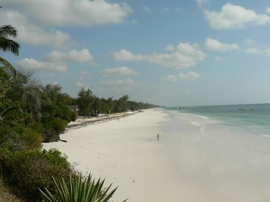 The Baobab - Baobab Beach Resort & Spa:                   View of beach from resort