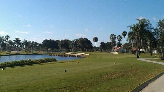 Atlantic National Golf Course:                                     The course is in gorgeous shape!