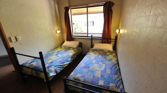 Aquarius Backpackers Motel: Backpacker Twin